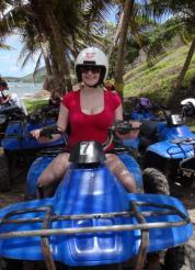 Danielle FTV Danielle In St Lucia Phoenix Nyc Picture 9