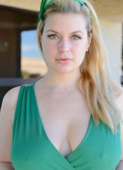 Danielle FTV Great Green Goddess Picture 1