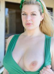 Danielle FTV Great Green Goddess Picture 3