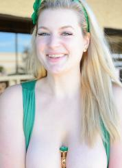 Danielle FTV Great Green Goddess Picture 9