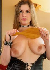 Danielle FTV Kinky Clothespins Picture 14
