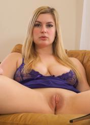 Danielle FTV Pleasure In Purple Picture 15