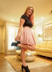 Danielle FTV Upskirt Upshirt Picture 1